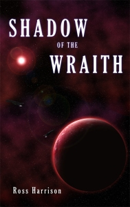 Shadow of the Wraith paperback cover