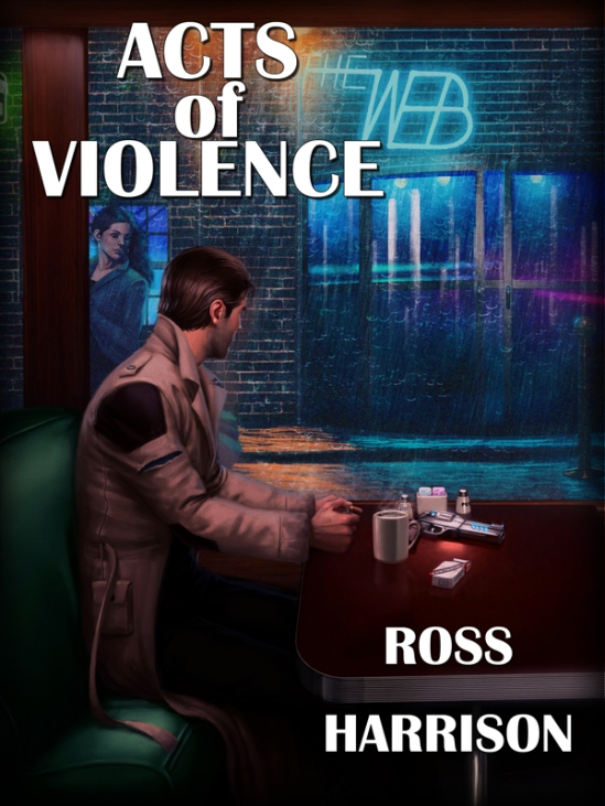 Acts of Violence Cover