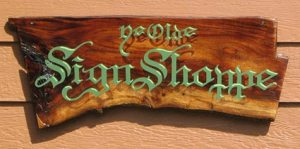 Ye Olde Sign Shoppe