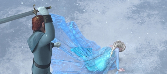 Elsa & Hans, Frozen