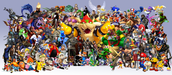 Video Game Characters