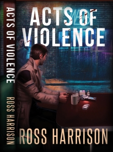 Acts of Violence paperback cover