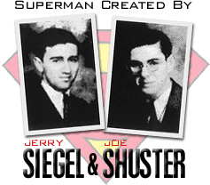 Jerry Siegel & Joe Shuster