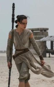 Daisy Ridley - Rey