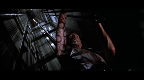 Die Hard Elevator Shaft