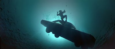 Double Jeopardy Car Underwater