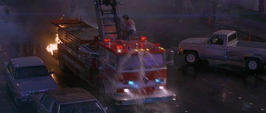 Con Air Fire Truck
